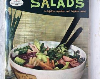 1958 Good Housekeepings Book Of Salads - Cookbook