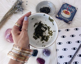Professional Tea Leaf Reading - Same Day Psychic Reading