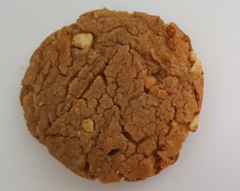 Peanut Butter Cookies (One Dozen)