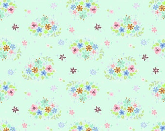 Riley Blake 'Neverland' floral fabric
