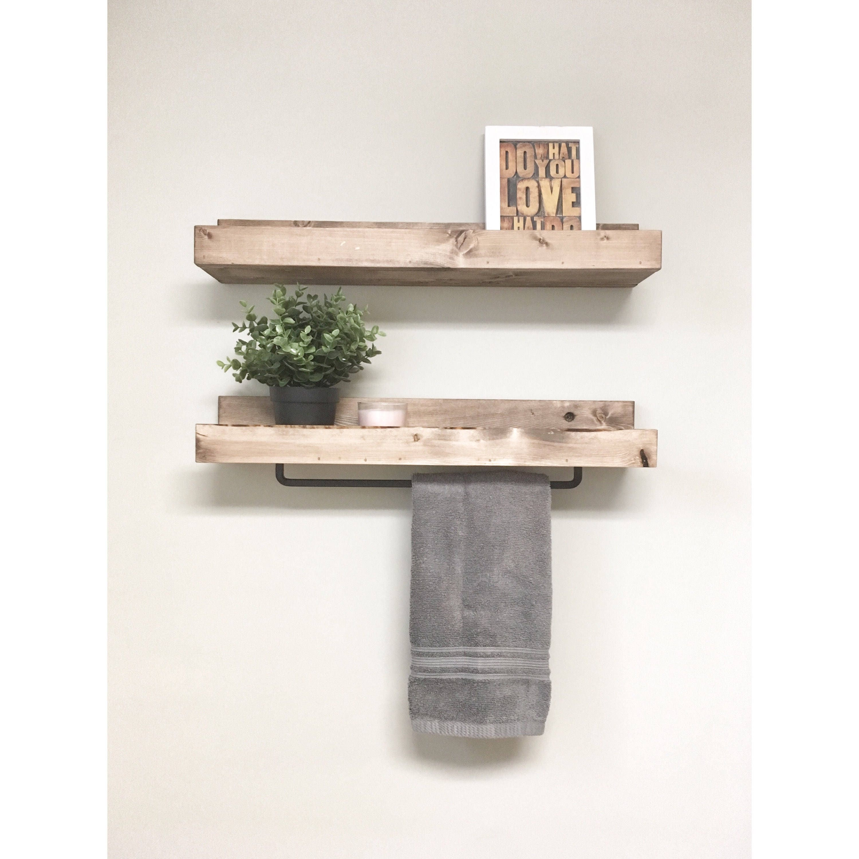home towel wall toilet ikea bamboo shelves wood the size for glass over bathroom design bar shelf of rack floating full with large
