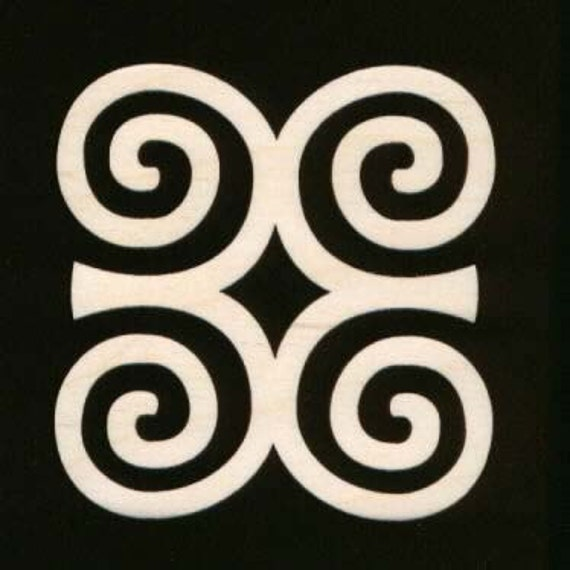 Dwennimmen African Adinkra Symbol For Strength And Humility Natural