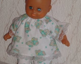 Pajamas doll 30 cm Corolla raynal, bella, gege Compatible doll clothes