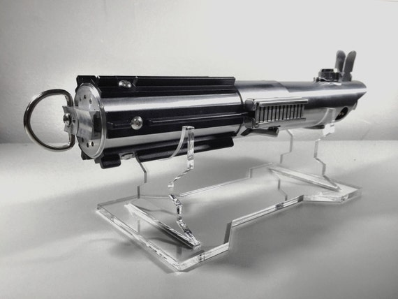 Expo Stands Lightsaber : What do y all use for lightsaber case stand sources