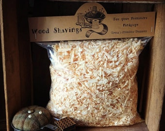 Wood Shavings Sawdust Pinkeep Filler Kiln Dried Pine