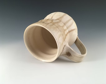 Wheel Thrown Ceramic Mug