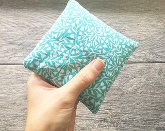 Aquamarine Aromatherapy Sachet ~ Lavender Pillow~Lavender Sachet-Organic Lavender Sachet-Party Favor-Wedding Favor Lavender sachet-mom gifts