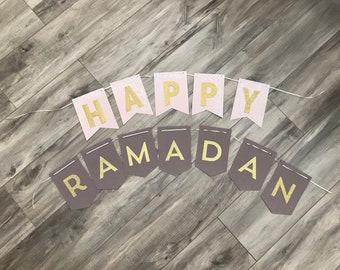 Ramadan Banner.