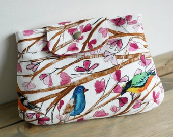 Clutch Purse Sewing Pattern - PN208 Sewing Instructions PDF Download