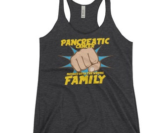 Fight Cancer - Pancreatic Jewelry - F Cancer - Fight Cancer Card - Pancreatic Cancer - Cancer Donation - Cancer Research - Pancreatic Awar T