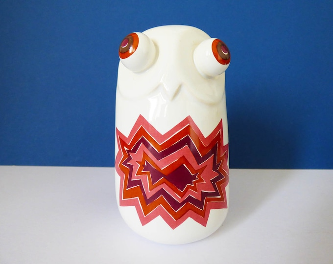 Carlton Ware Money box Owl / bug shaped