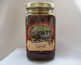 16oz Coffee Honey
