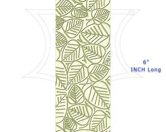 Leaf Pattern Plate 870