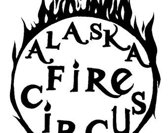 Ak Fire Circus Booty Shorts