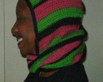 Secret Sister Society, Crochet Wrap