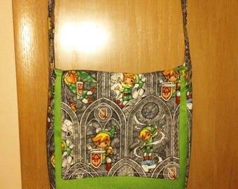 Zelda Mini Messenger Bag