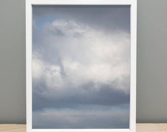 Clouds - Printable Art Photography