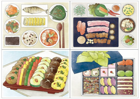 Slow touch korean food coloring book for adult asian cooking slow touch korean food coloring book for adult asian cooking table colouring book forumfinder Gallery