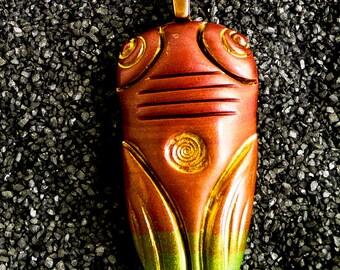 Sacred Cicada Pendant