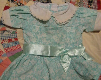 Cabbage Patch Kid Clothing/Outfit Dress