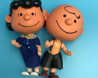 Liddle Kiddle Charlie Brown and Lucy
