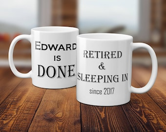Personalized Retirement Gifts For Him | Coworker Gift | Personalized Retirement Gifts | Custom Retirement Gifts | Retirement Party | Gift