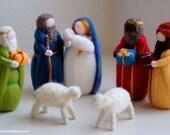 Nativity, King Magi, two ...
