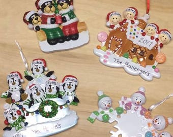Personalized Ornaments Christmas