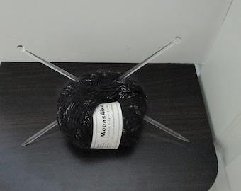 Hand Blown Glass Knitting Needles