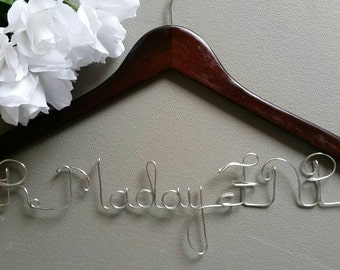 Personalized Family Nurse Practitioner Hanger, New Graduate or The Soon to Be FNP, 1st White Coat Ceremony,  Great Gift FNP