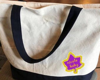 Organic Cotton Lunch Bag by NicolaBaby