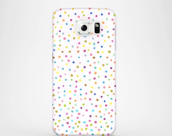 Confetti - phone case,  iPhone 6, iPhone6s, iPhone SE, iPhone 5/5S, iPhone5C, Samsung Galaxy S6, Samsung Galaxy S6 Edge