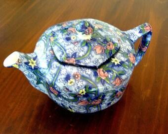 Ringtons etsy ringtons chintz teapot english china negle Gallery