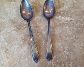 Pair of  spoons