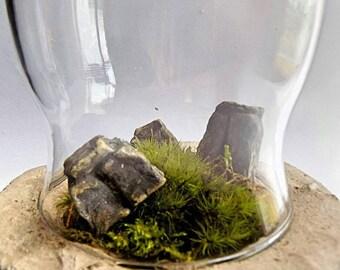 Stoneware Stonehenge Mini Trio for Terrariums and Fairy Gardens