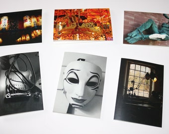 Limited Edition Photographic Cards