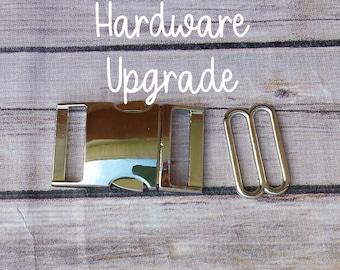 Metal Hardware / Hardware Upgrade / Dog Collar Buckle / Dog Metal Buckle