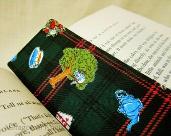 Wonderland Bookmark - Alice's Adventures Classic Literature Book Accessory