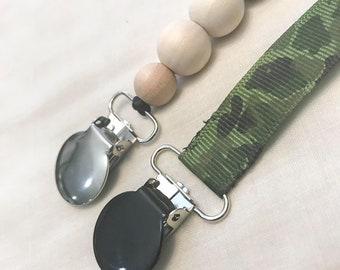 Boy set Pacifier clip