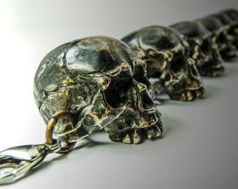 Skull Chain No.1