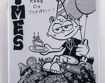 Thrifty Times 25 - A Zine about Thrifting