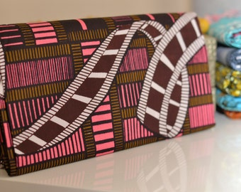 African Ankara Head Wrap - Kemi