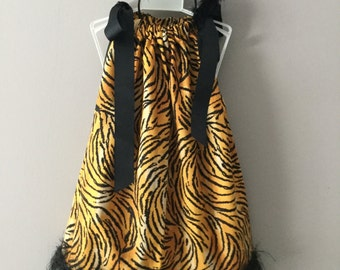 Tiger Dress with Ears