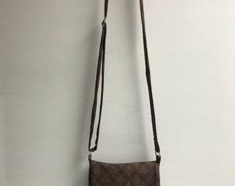 Small Crossbody Messenger Style Bag