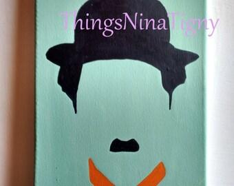 icon Charlie Chaplin