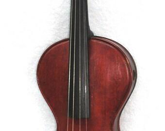 Vintage Violin, unusual design values
