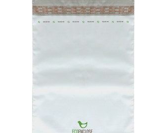 "6 x 9"" - 100% Recycled Poly Mailer - Bundle of 100"