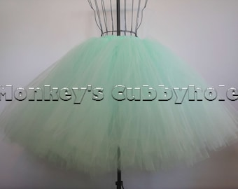 Simply Sea Foam Tutu - Adult Sized