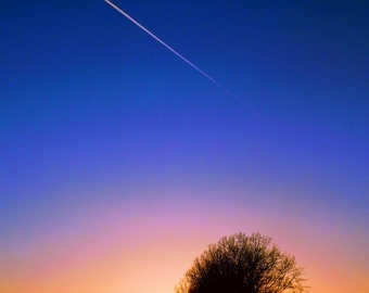 Take to the Sunset Photo Print