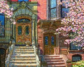 Commonwealth Spring (Fine Art Giclée Print)